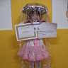 Photo #5 - The 2 awards she gets from her class teacher and the school Students Council for Most Unusual Costume