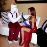Photo #3 - Jessica and Roger Rabbit