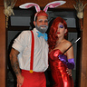 Photo #2 - Roger and Jessica Rabbit