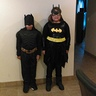Photo #4 - Our kids: Batman & Batgirl