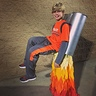 Photo #1 - Jet pack illusion costume