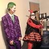 Photo #2 - Joker and Harley Quinn