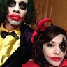 Photo #2 - Joker and Harley Quinn