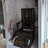 Photo #4 - Empty chair shot and image of lever on side