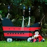 Photo #2 - Jolly Roger Wagon Pirate Ship