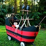 Photo #3 - Jolly Roger Wagon Pirate Ship