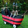 Photo #4 - Jolly Roger Wagon Pirate Ship