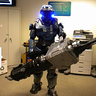 Photo #1 - 2014 halo costume with props
