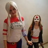 Photo #2 - Katana and Harley Quinn