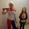 Photo #3 - Katana and Harley Quinn