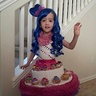 Photo #1 - The finished costume on my daughter!