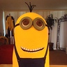 Photo #9 - Kevin the Minion starting to form