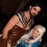 Photo #1 - Khal Drogo and Khaleesi