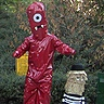 Photo #7 - Closer look: Muno, alien-looking red cyclop