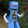 "Photo #9 - Closer look: ""Plex"", the magic robot from ""Yo Gabba Gabba"""