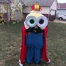 Photo #2 - King Bob the Minion