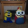 Photo #7 - Old Minion Costume and New New Costume