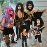 Photo #1 - The KISS family including our groupie (aka Gamma)