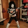 Photo #4 - The 6 year old aka Ace Frehley took his role very seriously