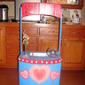 Photo #8 - Completed Kissing Booth