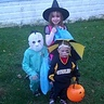 Photo #2 - Steeler guy, the Micheal Myers and The Good Witch