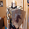 Photo #1 - Knight costume