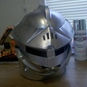 Photo #6 - Here's the helmet before I added the feather.