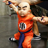 Photo #1 - Dragon Ball Z Krillin Costume