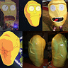 Photo #4 - Kromulon Head from Rick & Morty Season 2 Episode 5