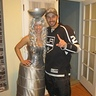 Photo #1 - Alec Martinez and Stanley Cup