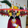 Photo #5 - The Book of Life La Muerte costume