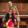 Photo #2 - La Muerte with an old friend