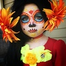 Photo #3 - La Muerte face detail