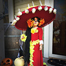 Photo #1 - La Muerte full costume