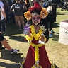 Photo #7 - Won 2nd place in costume contest