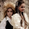 Photo #1 - The Labyrinth's Jareth and Sarah