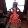 Photo #1 - This is the front of the costume.
