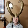 Photo #2 - Lady loki horn crown
