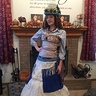 Photo #2 - Lady T'luluh Poulpé - costume front