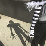 Photo #4 - Laughing Jack - creeppy shadow