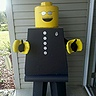 Photo #1 - Lego costume