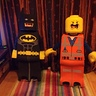 Photo #1 - Lego Emmet and Lego Batman