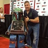 Photo #4 - Lego Boba Fett meets Darth Maul (Ray Park)