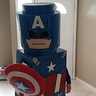 Photo #1 - Evan Adams as Lego Captain America