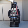 Photo #1 - Full Lego Darth Vader costume