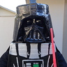 Photo #2 - Close-up of Darth Vader costume