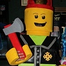 Photo #1 - Lego Firefighter