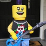 Photo #1 - Lego Guitar Man