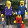 Photo #1 - LEGO mini figure family