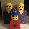 Photo #3 - LEGO Mini Figure Family